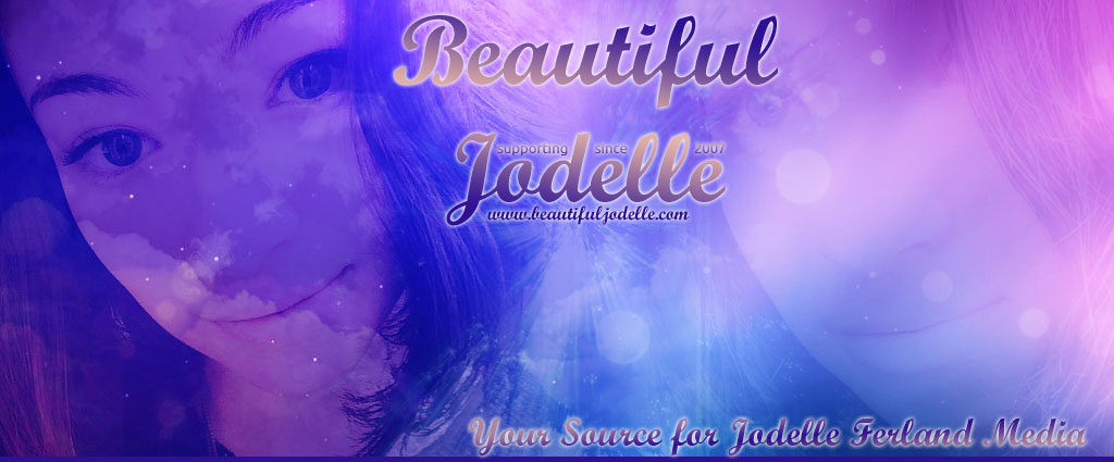 Beautiful Jodelle - Jodelle Ferland 17th Birthday Banner
